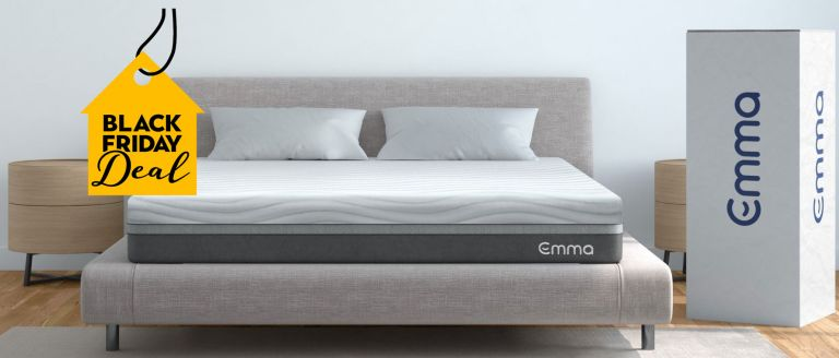 FYI: there's a MASSIVE 40% off Emma mattresses in the John Lewis Black Friday sale