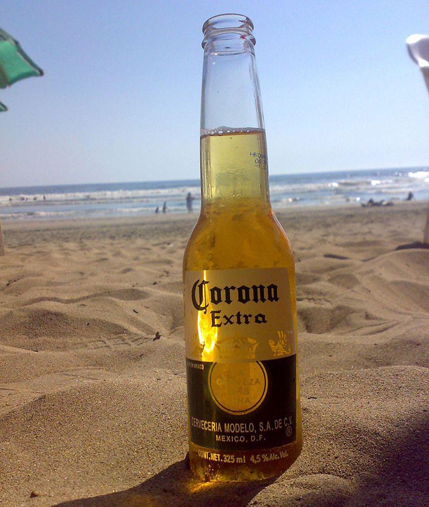 the origin of corona beer