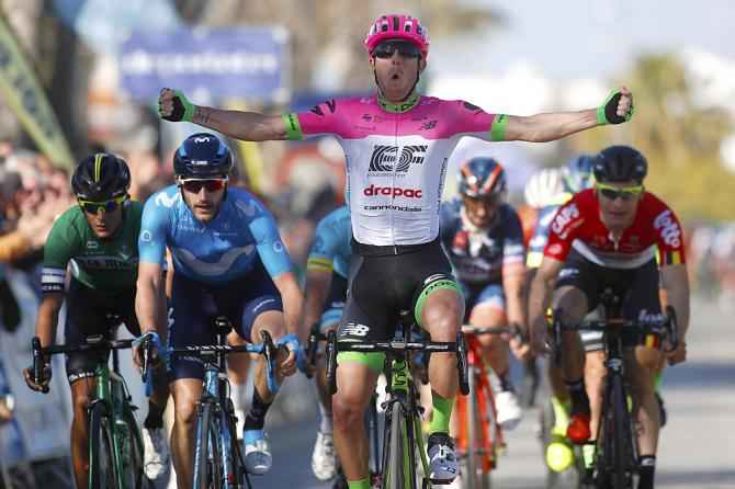 Sacha Modolo (EF Education First-Drapac) wins stage 3 at Ruta del Sol