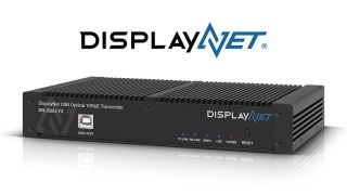 DVIGear Launches DisplayNet DN-200 at InfoComm