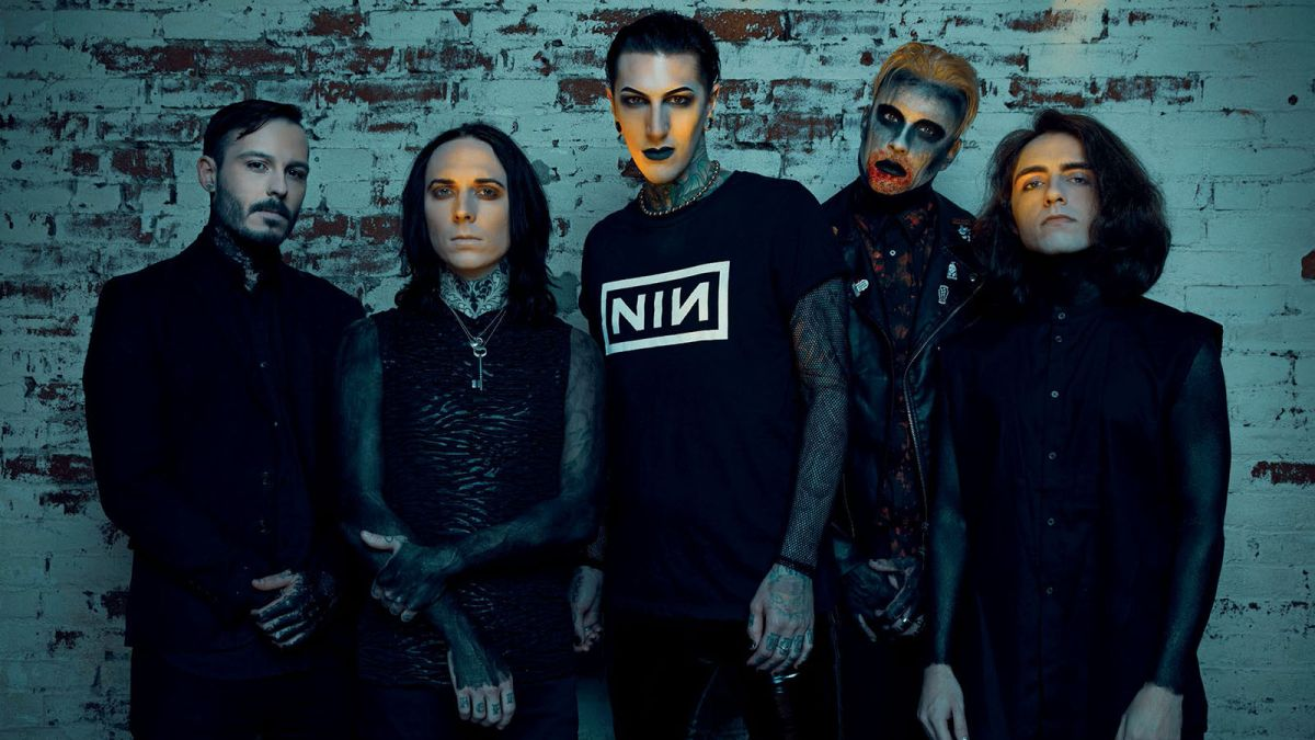 "Motionless in White's Ryan Sitkowski: ""I once spent an entire set trying to get my amp to work, and I missed the whole show"""
