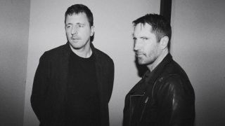 Atticus Ross and Trent Reznor