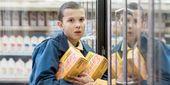 Eleven Is Rocking A New Look In Stranger Things Season Two Sneak Peek