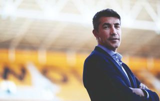 Bruno Lage Wolves manager preview