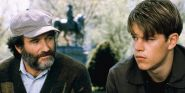 The Sweet Way Matt Damon Recently Honored His Good Will Hunting Partner, Robin Williams