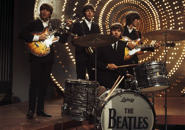 The Beatles 10 Greatest Guitar Moments Guitar World