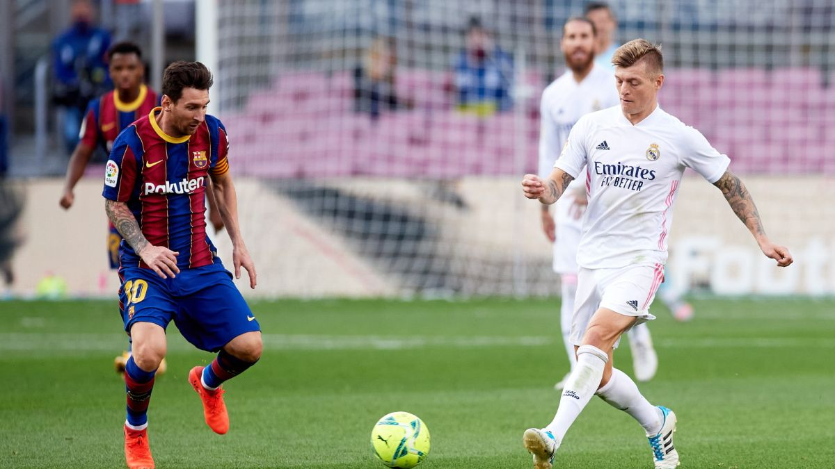 How to watch El Clasico: live stream Real Madrid vs Barcelona from anywhere RIGHT NOW