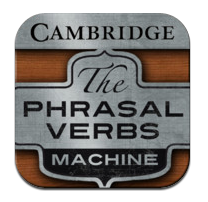 Class Tech Tips: iPad Grammar - Phrasal Verb Machine