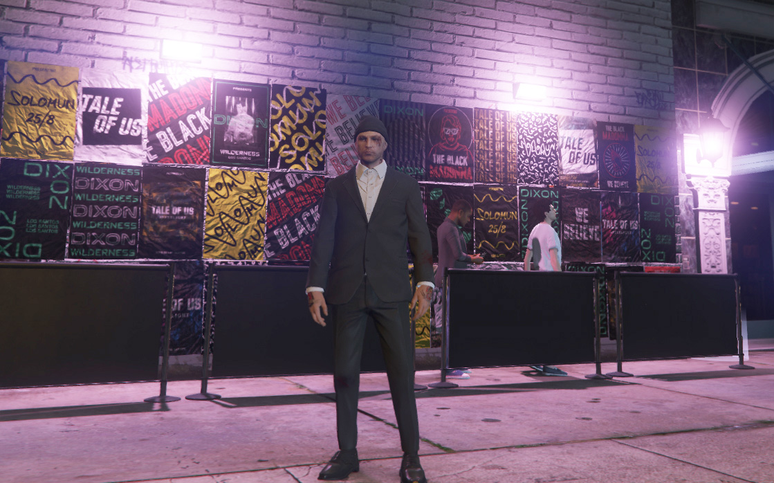 I became a vampire with a nightclub as my lair in a GTA 5 roleplay server | PC Gamer