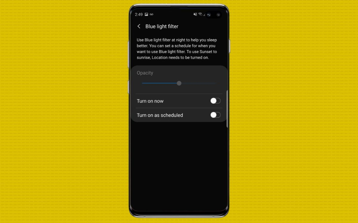 Galaxy S10 Ten Features To Enable And Disable Tom S Guide