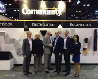 Community Welcomes Erikson Commercial as Canadian Distributor