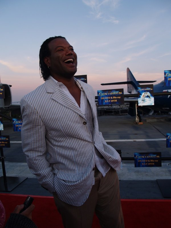 Comic Con: Aircraft Carrier Premiere Of Stargate Continuum #2852