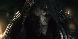 Peter Guinness as DeSaad in Justice League