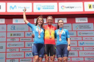 Mavi Garcia claims her third title