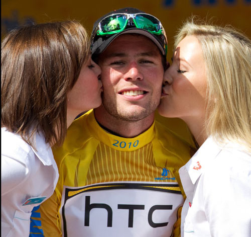 Mark Cavendish, Tour of California 2010, stage 1