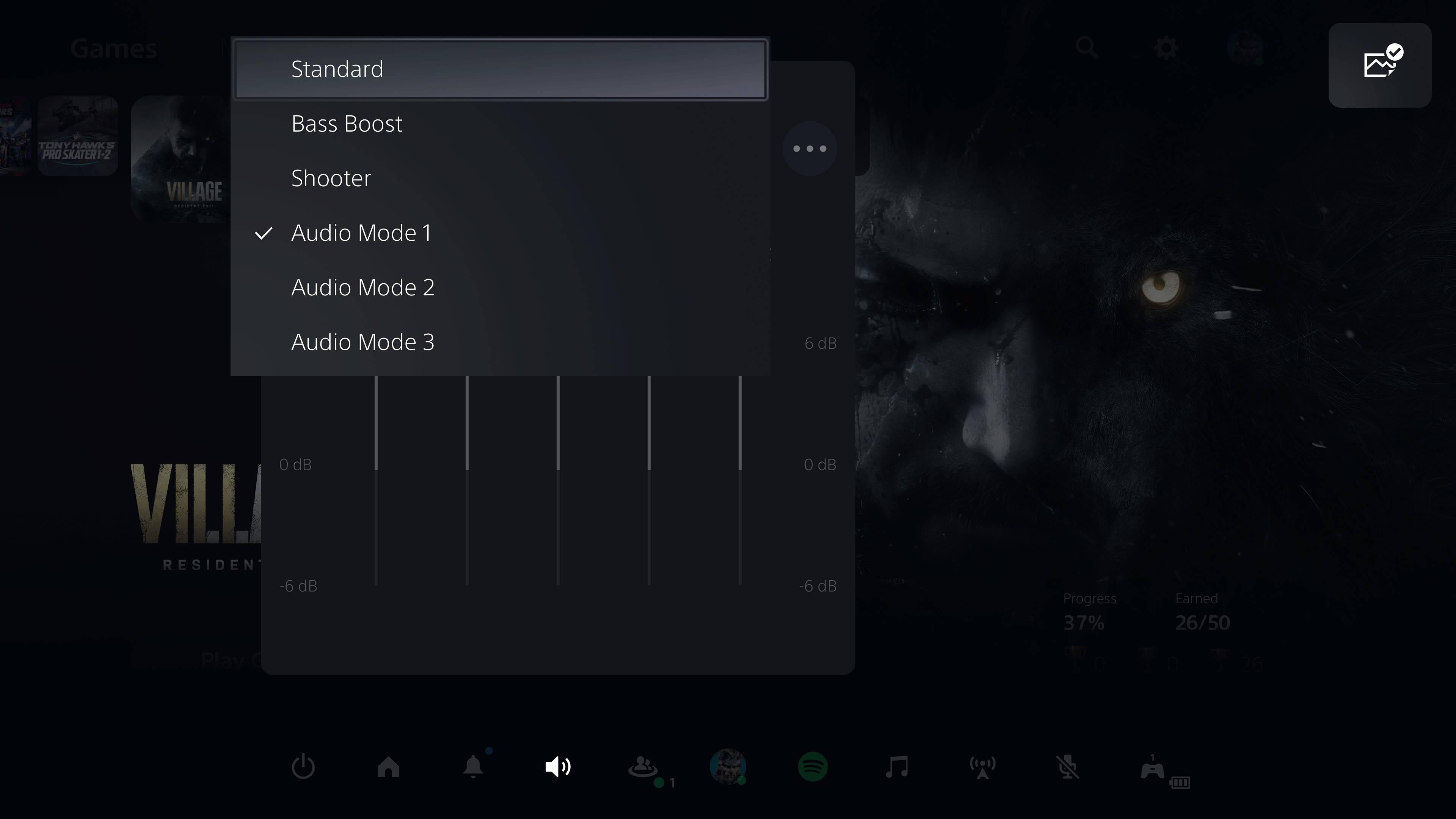 Sony 3D Pulse Wireless Headset EQ Presets