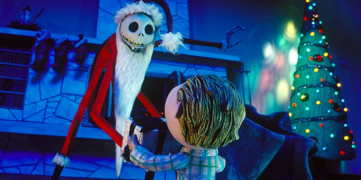 Screenshot from The Nightmare Before Christmas