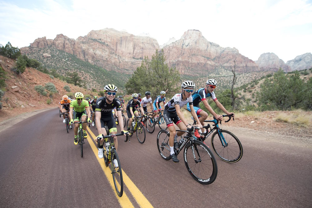 Tour Of Utah 2017 Route Features Nearly 40 000ft 12 000m