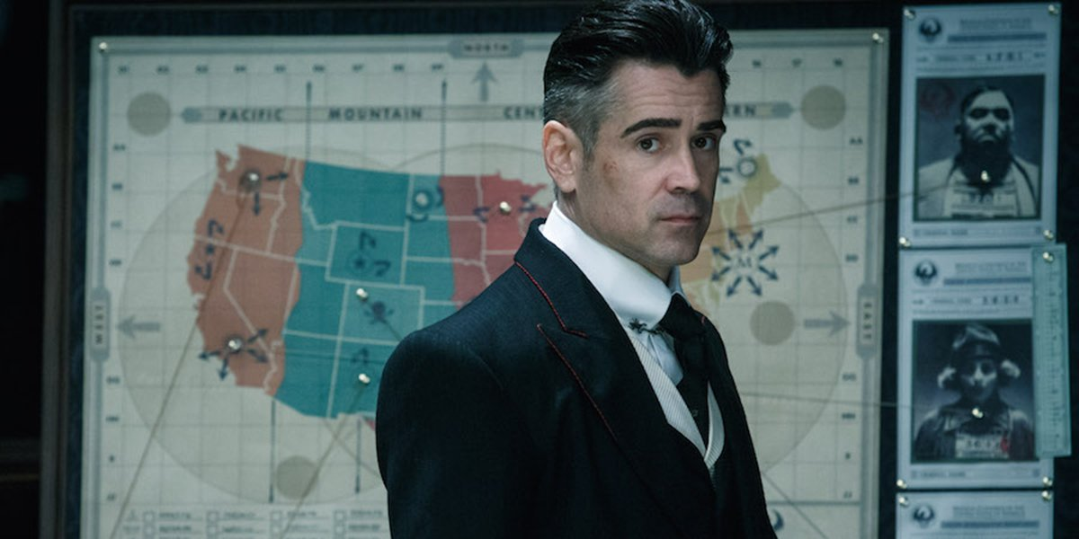 Colin Farrell Described The Batman Script In 3 Words - CINEMABLEND