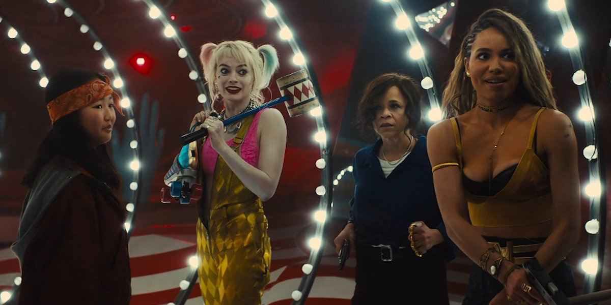 5 Awesome Moments From Birds Of Prey S Fight Scenes Cinemablend