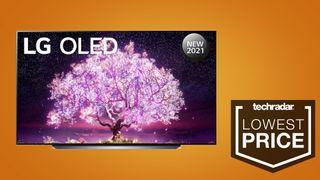 promo LG C1 OLED