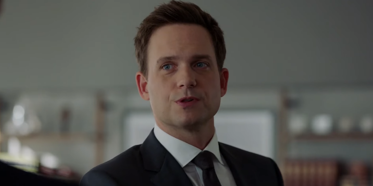 Why Suits' Patrick J. Adams