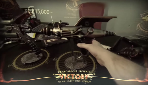 Magic Leap's Augmented Reality FPS Demo Is Unbelievable