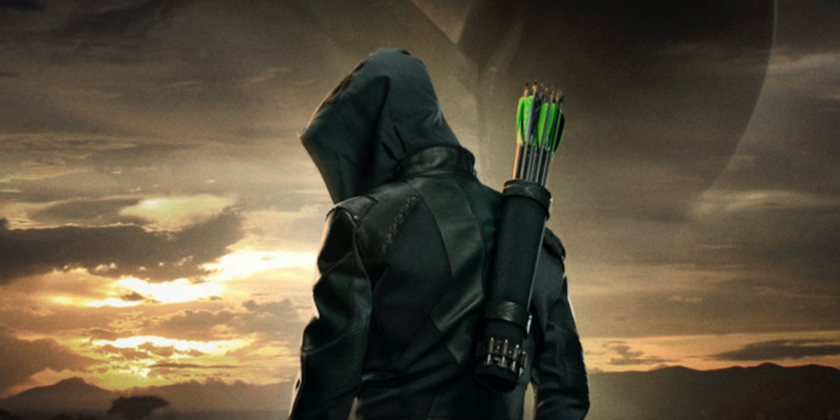 Arrows Final Season Premiere Convinced Me Crisis On Infinite Earths Will Be Amazing