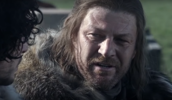 Game of Thrones Eddard Ned Stark Sean Bean HBO