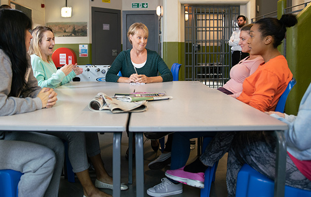 Coronation Street spoilers: Sally Webster takes the lead in prison