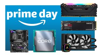 PC Gamer test rig components on sale on Prime Day