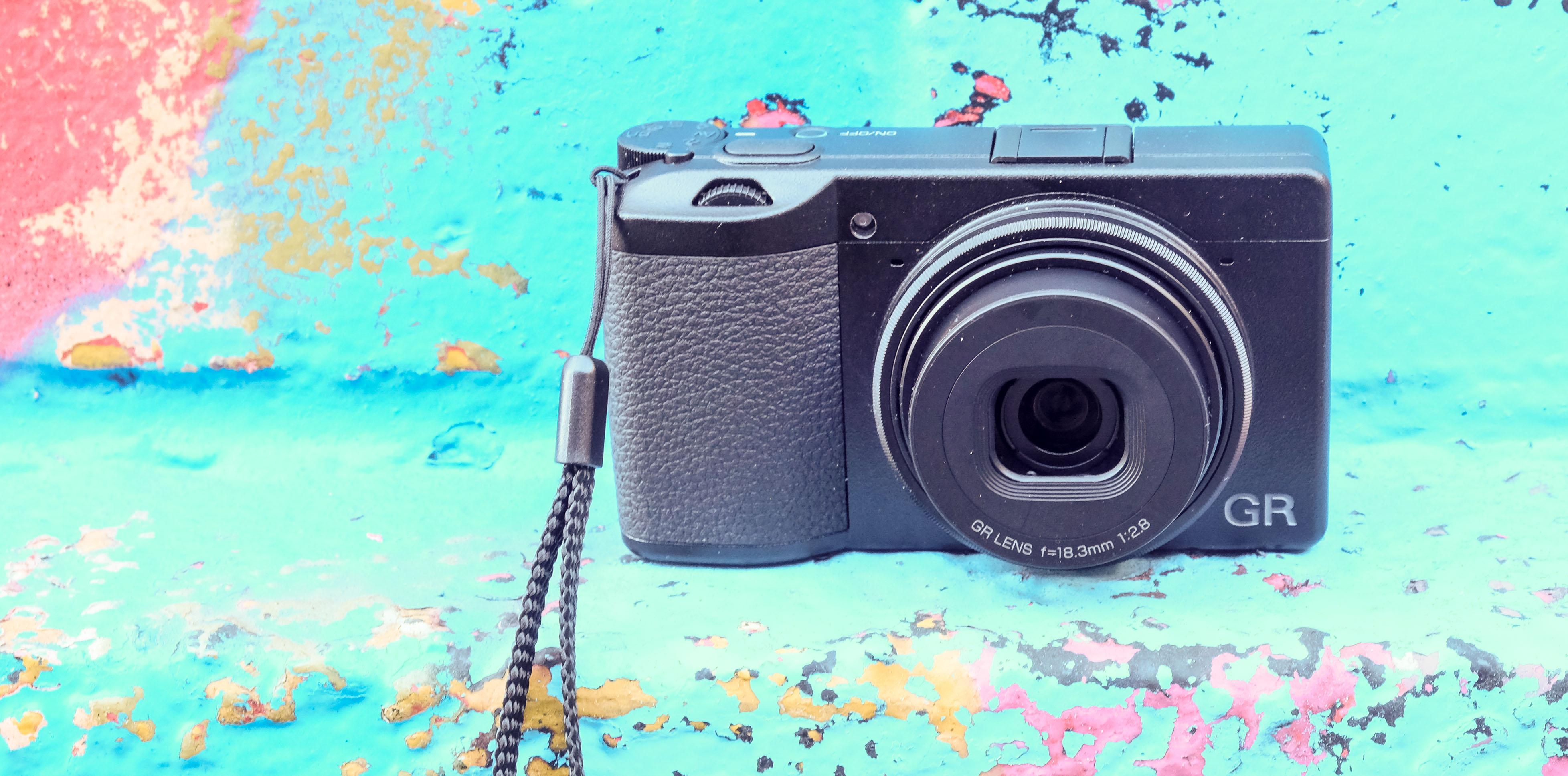 Ricoh GR III review   Digital Camera World