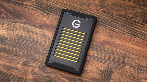 G-Technology ArmorLock Encrypted NVMe SSD