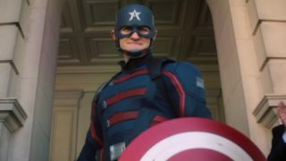 New captain america falcon winter soldier