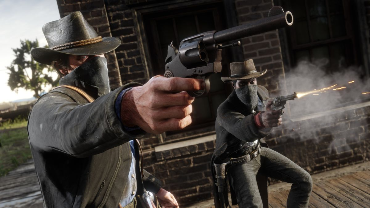 Red Dead Redemption 2 PC system requirements demand a ridiculous amount of disk space