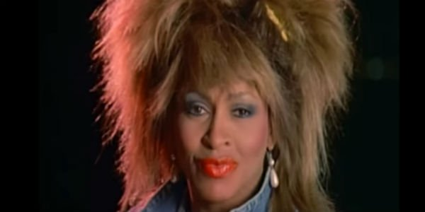 "Tina Turner ""What's Love Got To Do With It"" Music Video"