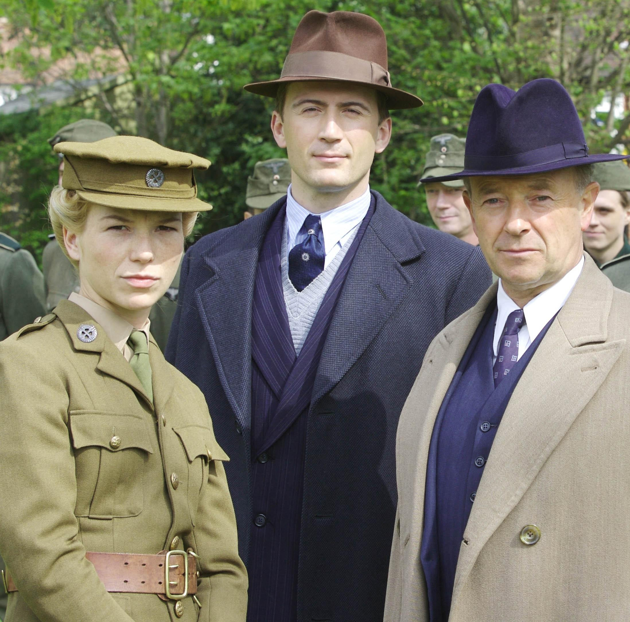Foyle's War might be over - but not his TV series
