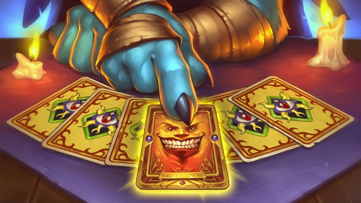 How Hearthstone descended into full lunacy