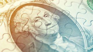 Dollar bill puzzle
