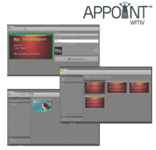 Visix Adds APPOINTwmv to Digital Signage Software Offering