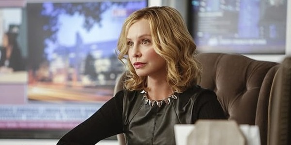 supergirl cat grant calista flockhart