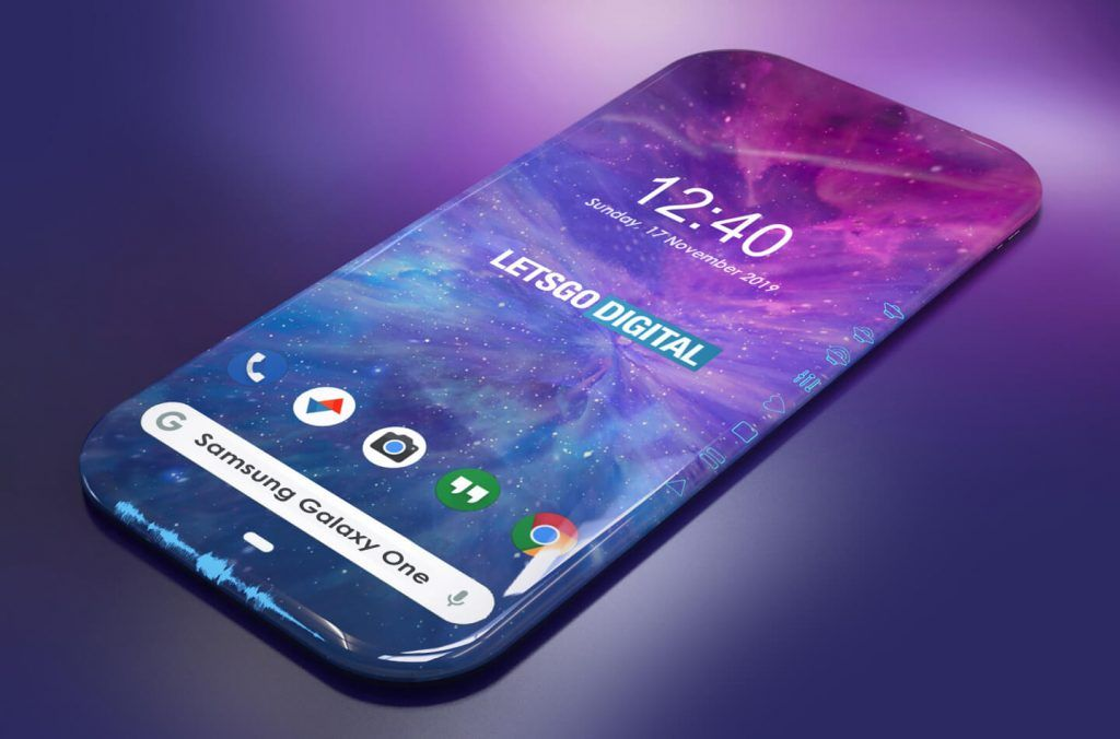 Galaxy S11 will still have bezels, albeit less than 1.5 millimeters (but next-gen Galaxy One may eliminate them completely)