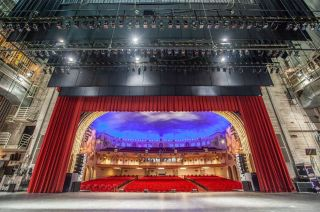 The Orpheum Theatre returns to its multiuse programing with the help of Audinate's Dante