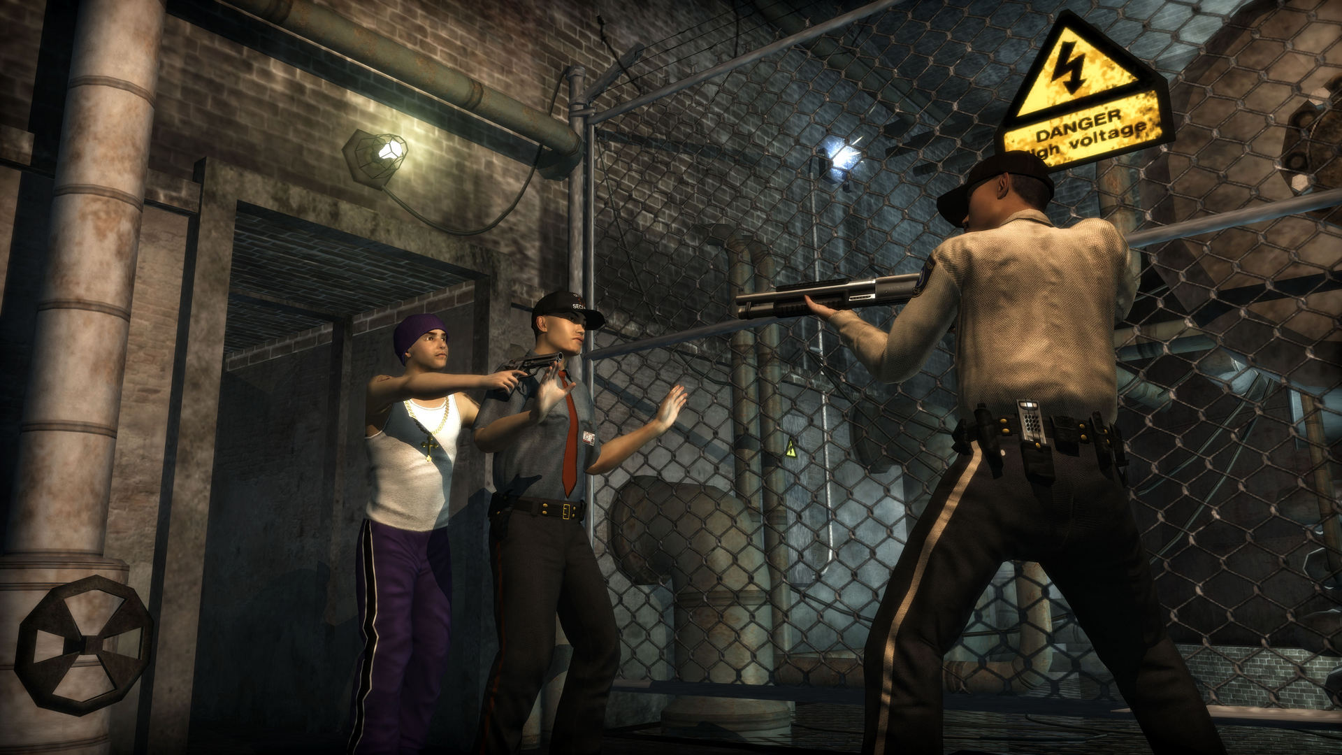 Saints Row 2 for PC is finally being fixed | PC Gamer