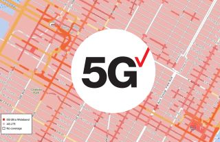 Verizon 5G map