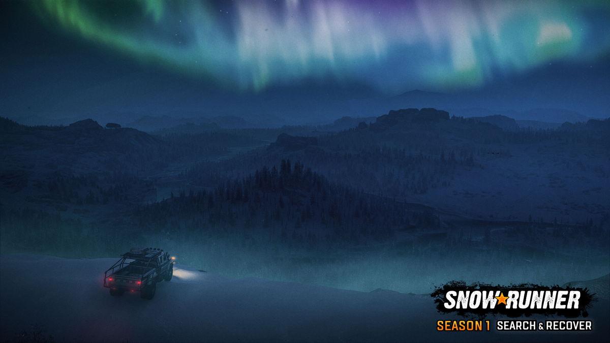 SnowRunner suma nuevos mapas y vehículos para tareas de búsqueda y rescate 3