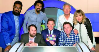 More tall tales and silly stories as the hilarious panel show returns…