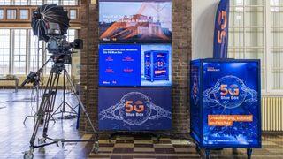 Media Broadcast 5G Blue Box