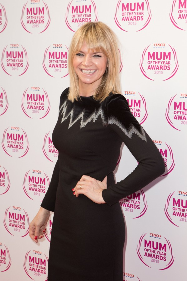 Zoe Ball, who is reportedly being lined up as a Top Gear presenter