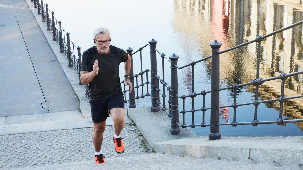 Why starting exercise and a healthy diet in middle age is worth it
